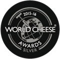 Médaille d'Argent - WORLD CHEESE AWARDS