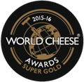 Super Gouden Medaille - WORLD CHEESE AWARDS