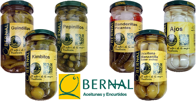 Olives Bernal