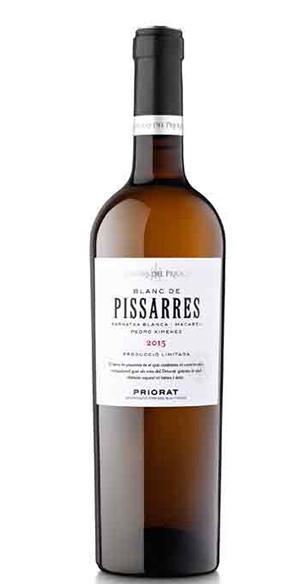 Costers del Priorat Blanc de Pissarres