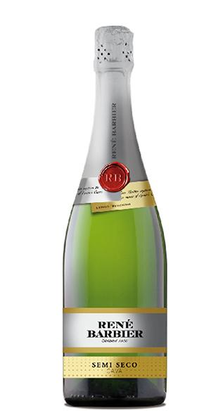 Cava Medium Dry René Barbier